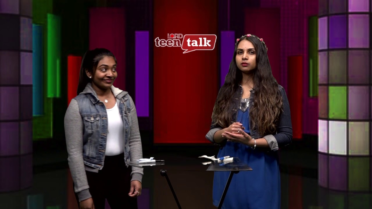 Teen talk tv