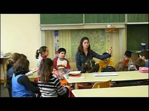 Daniel-Schürmann-Schule: Rhythmusübungen im Musikunterricht