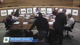 Eugene City Council Wednesday Work Session: October 31, 2018