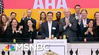 Stock Market Plunges As Coronavirus Fears Grip Wall Street   Hallie Jackson   MSNBC