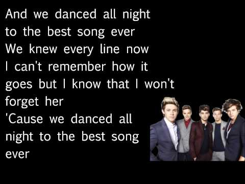 best-song-ever---one-direction-lyrics