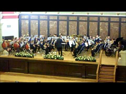 Valley Brass - 20th Anniversary and St George's Day Concert