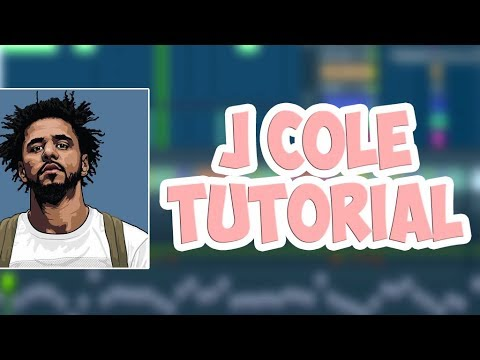 How To Make A J Cole Type Beat - Making Beats