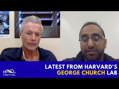 Latest from George Church's Lab at Harvard: Dr. Bobby Dhadwar and James Strole/RAADfest
