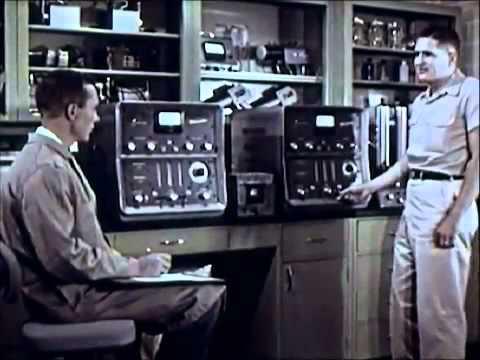 Nuclear Attack Preparedness Proceedures - 1968 USAF Hydrogen Bomb Training Documentary - W