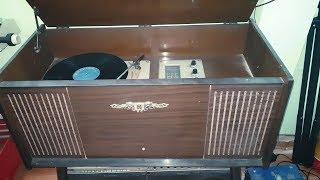 Máy hát đĩa thang National - Thùng hát đĩa thang cổ trước 1975 | Diễn đàn Thế Giới  .net