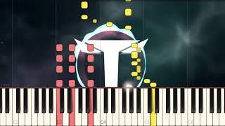 Teminite And Panda Eyes Adventure Time Piano Tutorial Synthesia Midi Download