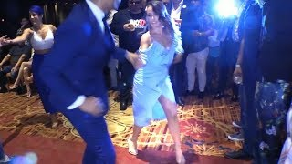 Karel Flores & Jorge Martinez social salsa dancing @ LVS-SC'18!