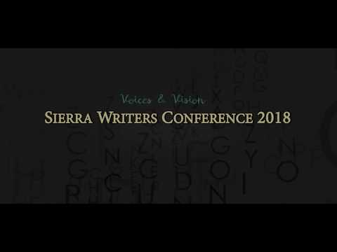 Sierra Writers Conference 2018 - Nevada County, California