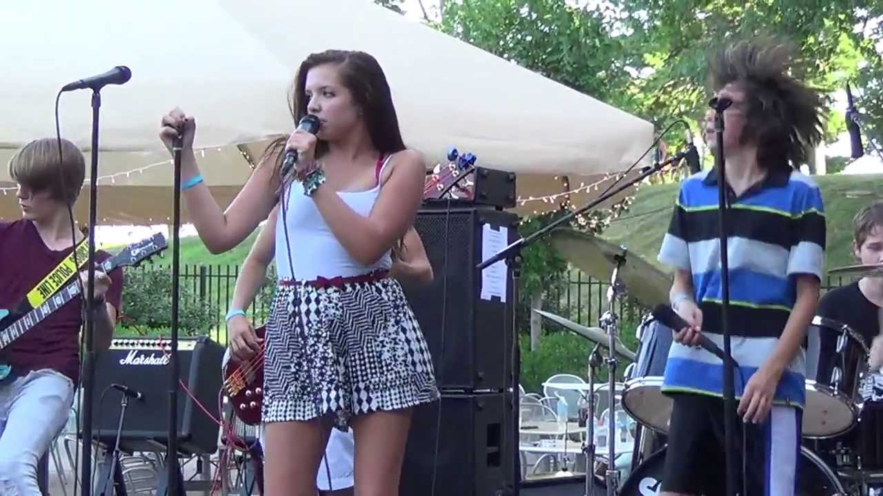 School of rock kc house band do hearbreaker by led for House music bands