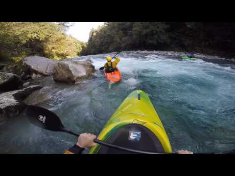 West Coast Kayaking, New Zealand