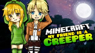 WILL YOU MARRY ME? (SEASON FINALE!) My Friend is a Creeper (Minecraft Roleplay) - Ep. 60