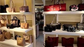 New 2019 Longchamp Boutique Design (Antigua)