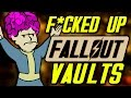 6 Most Fucked-Up Fallout Vaults (Most Disturbing Fallout Vaults)