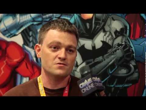 Comic-Con 2012 - Scott Snyder Interview