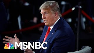States, Health Care Workers, Private Sector All Cry Out For Leadership From Trump | Deadline | MSNBC