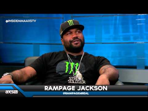 """'Rampage' Says Jon Jones is Bad For the Sport, Discusses """"Nuts"""" Legacy Situation"""
