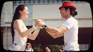 Танец бачата: Даша Елизарова & Элиас