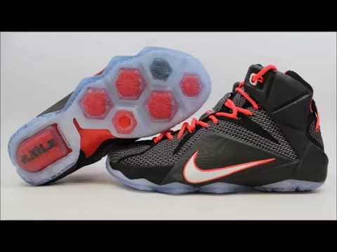 new concept 6f5b0 679d8 Nike Lebron XII 12