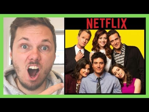 """How To Watch """"How I Met Your Mother"""" On Netflix 🥇"""