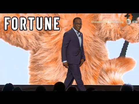 GPTW4ALL Keynote with Michael C. Bush I Fortune - YouTube
