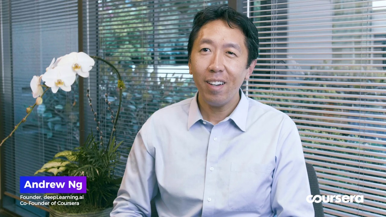 Deep Learning Specialization by Andrew Ng