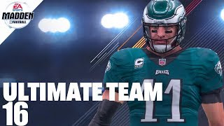Madden 18 Ultimate Team - New Quarterback In Town Ep.16