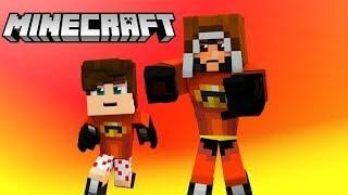 INIEMAMOCNI 2 - TROLOWANIE MOCAMI Minecraft