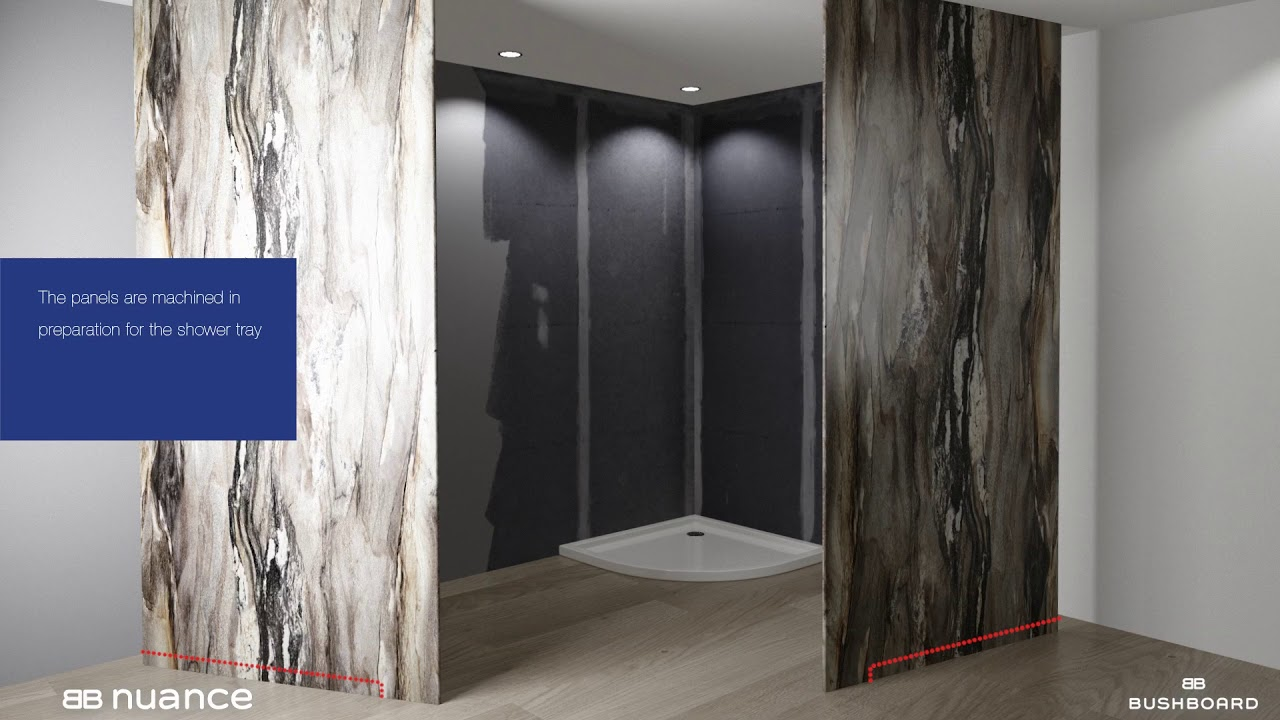 Introducing Bushboard Nuance Laminate Wall Panelling
