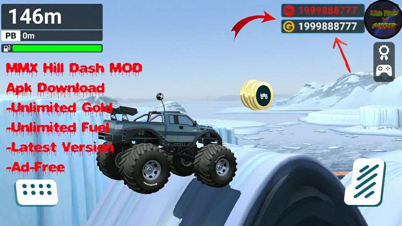 How to Download And Install MMX Hill Dash Mod Apk [Infinite Mod] on Mobile