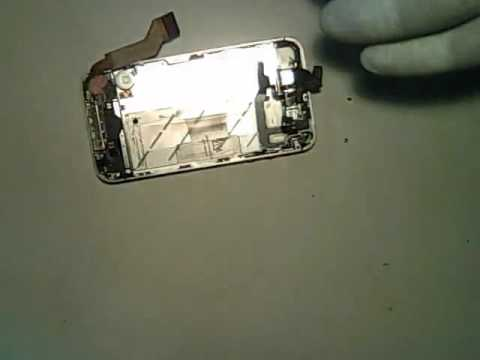 Apple Iphone 4S (A1387) Screen & Digitizer Replacement