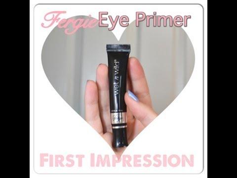 Wet N Wild Fergie Eyeshadow Primer