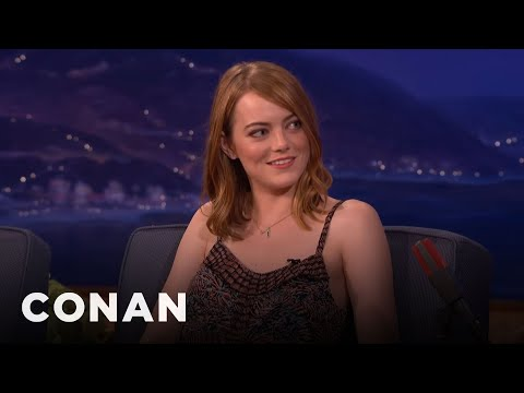 Emma Stone Explains How She Taught Woody Allen All About Twitter