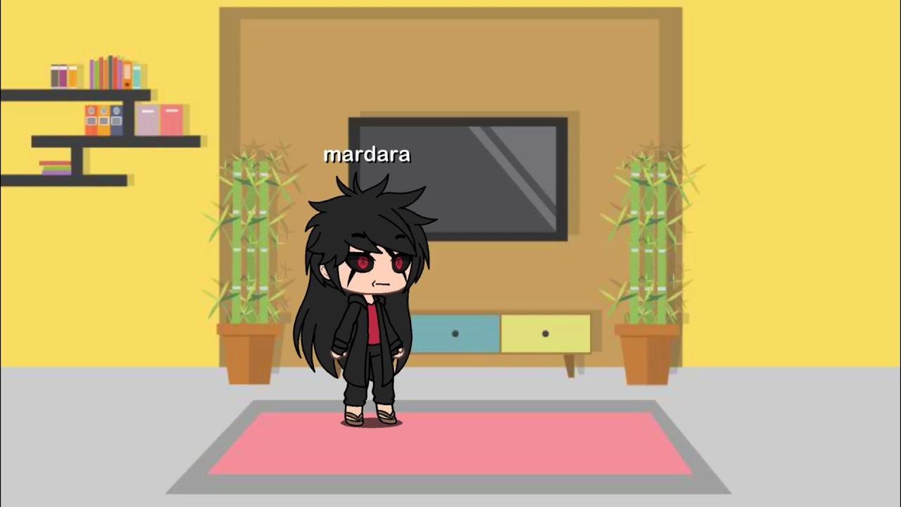Download harsherama and mardara react sasuke and naruto