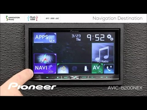 PIONEER AVIC-F970BT AV RECEIVER DRIVERS FOR WINDOWS 10