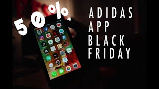 ADIDAS SNEAKERS 50% OFF BLACK FRIDAY DEALS