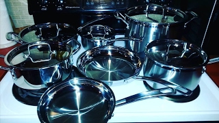 Cuisinart Multiclad Pro Stainless Cookware - Non stick Eggs