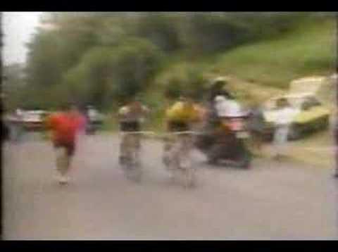 1985 Tour de France results by BikeRaceInfo