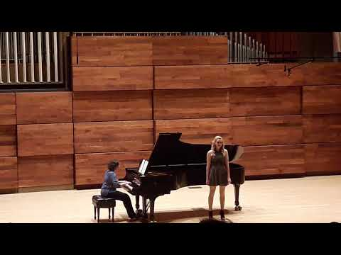 Wright State University Vocal Audition