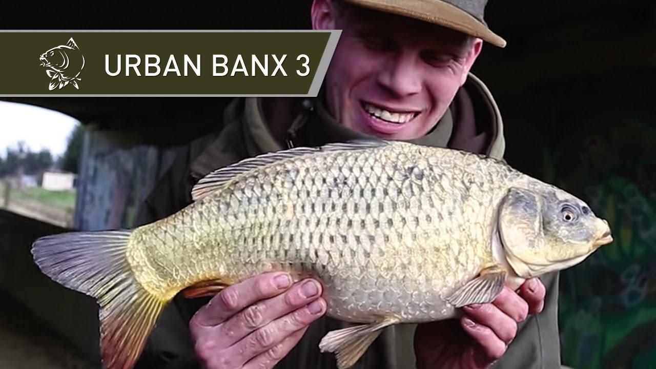 URBAN TIDAL RIVER CARP FISHING - URBAN BANX 3 ALAN BLAIR ...
