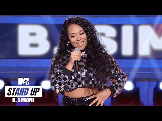 Phases Of Being Hella Single w/ B. Simone 💔 Wild 'N Out | MTV