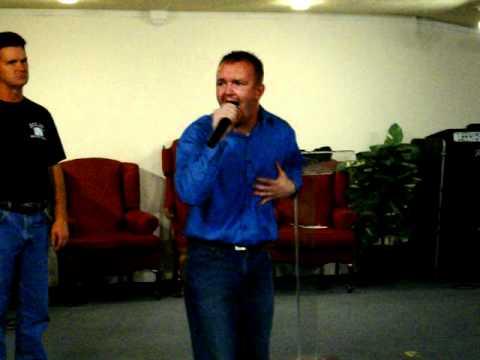 wesley ward preaching part 1