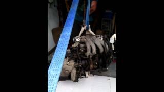 TOYOTA CELICA 4WS ZR 1990 Engine 3S-FE