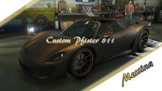 GTA 5 ONLINE | PFISTER 811 | CUSTOM