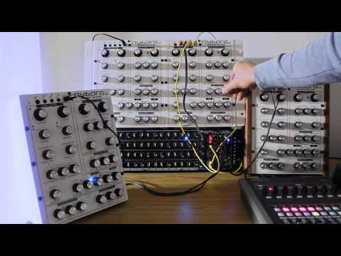 Nyborg by Analogue Solutions - Monophonic Synthesizer Ensemble