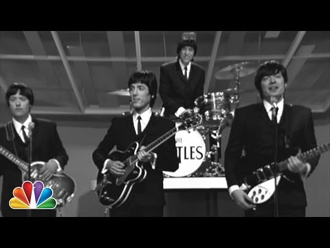The Beatles Were Ahead of Their Time (Jimmy Fallon & Fred Armisen)