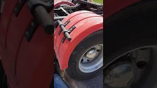 Mack Pinnacle Cxu613 Full Grease Section
