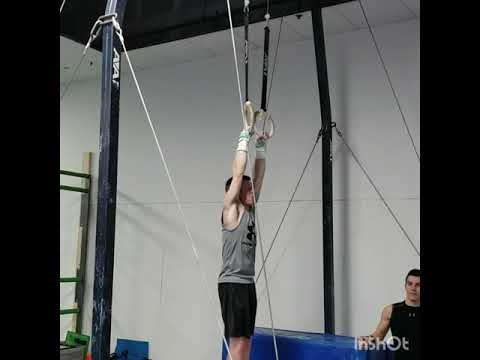 Patrick Armstrong, Practice at New Gym