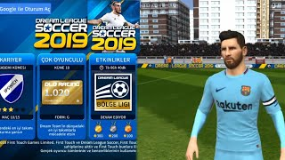 DREAM LEAGUE SOCCER 2019 BETA GAMEPLAY IMPRESIONES DESCARGALO AQUI
