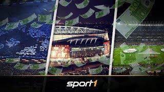 Mit dem HSV: Das sind die teuersten Ticketpreise in Europa | SPORT1